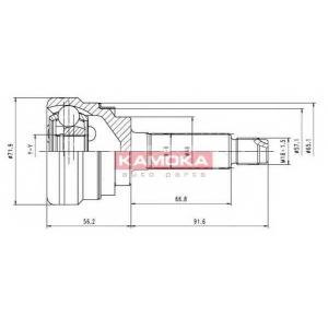 KAMOKA 7052