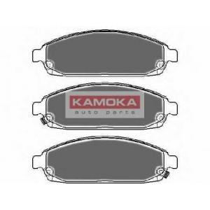 KAMOKA JQ101136 Тормозные колодки задние Kangoo2