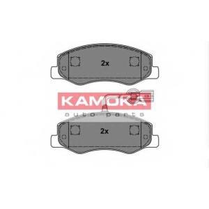 KAMOKA JQ101140 Тормозные колодки задние Master3/Movano3 (спарка)