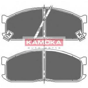 KAMOKA JQ1011514 Комплект тормозных колодок, дисковый тормоз Киа Беста