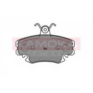KAMOKA JQ1011690 Гальмiвнi колодки дисковi