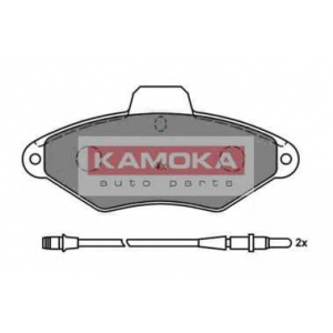 KAMOKA JQ1011748 Комплект тормозных колодок, дисковый тормоз
