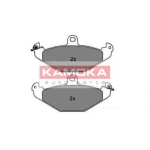 KAMOKA JQ1011756 Комплект тормозных колодок, дисковый тормоз Крайслер Випер
