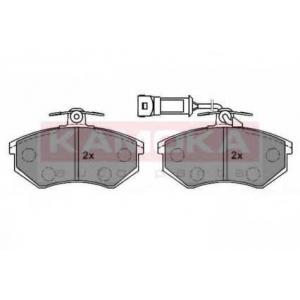 KAMOKA JQ1011908 Комплект тормозных колодок, дисковый тормоз