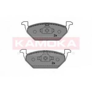 KAMOKA JQ1012188 Колодка тормозная Audi A3 96'->;Skoda Octavia 97'->;VW Golf IV 98-> перед.