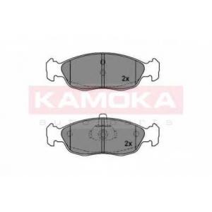 KAMOKA JQ1012336 Комплект тормозных колодок, дисковый тормоз
