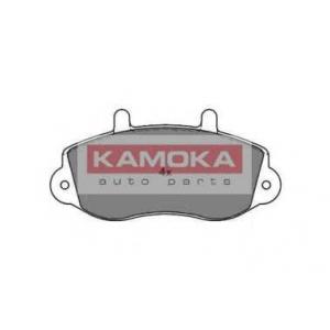 KAMOKA JQ1012584 Колодка торм.Opel Movano,Renault Master (пр-во KAMOKA)