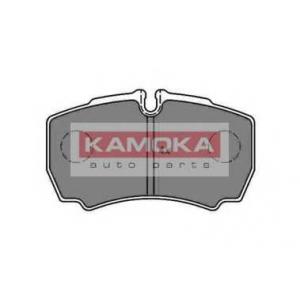 KAMOKA JQ1012810 Колодка торм.Iveco Daily (пр-во KAMOKA)