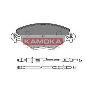 KAMOKA JQ1012822 Тормозные колодки передние C5 EW10/DW10