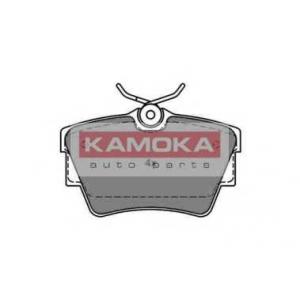 Комплект тормозных колодок, дисковый тормоз (пр-во jq1013032 kamoka -