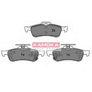 KAMOKA JQ1018082 Гальмiвнi колодки дисковi