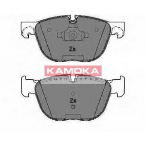 Гальмівні колодки, дискові jq1018104 kamoka -