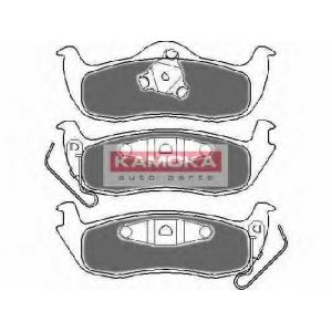 KAMOKA JQ1018150 Гальмiвнi колодки дисковi