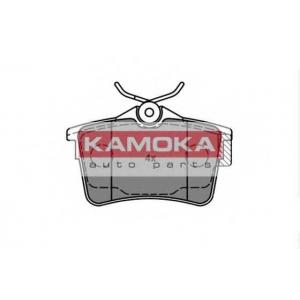 Гальмівні колодки дискові зад. Citroen Berlingo/Pe jq1018501 kamoka -