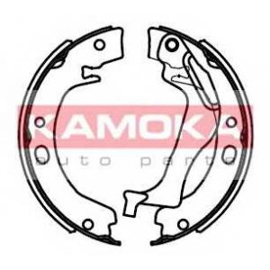 KAMOKA JQ212049 Колодка тормозная Toyota Corolla(E12) 02'-> барабанная (стояночн. тормоз) компл.
