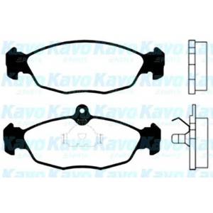 KAVO PARTS BP-1002 Brake Pad