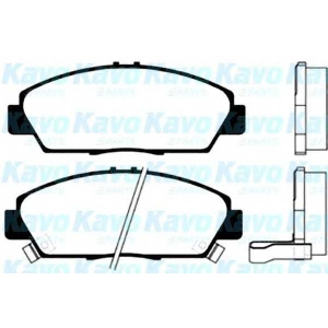 KAVO PARTS BP-2024 Brake Pad
