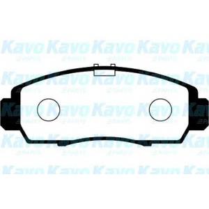 Комплект тормозных колодок, дисковый тормоз bp2038 kavo - HONDA LEGEND III (KA9) седан 3.5 i 24V