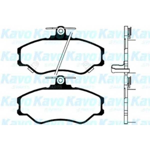 KAVO PARTS BP-3006 Brake Pad