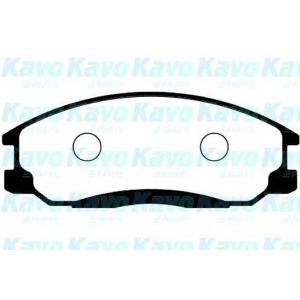 Комплект тормозных колодок, дисковый тормоз bp3014 kavo - HYUNDAI XG (XG) седан 25