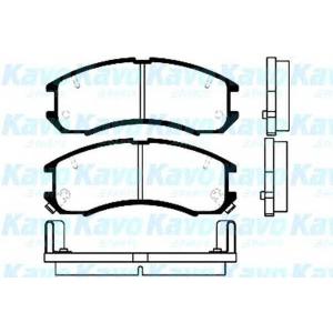 KAVO PARTS BP-4516 Brake Pad