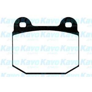 Комплект тормозных колодок, дисковый тормоз bp5529 kavo - MITSUBISHI LANCER VI (CK/P_A) седан 2.0 16V EVO IV / V / VI / VII (CT9A)