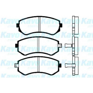 KAVO PARTS BP-6556 Brake Pad