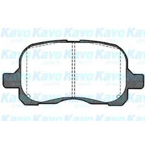 Комплект тормозных колодок, дисковый тормоз bp9039 kavo - TOYOTA COROLLA Wagon (__E11_) универсал 1.6 (AE111_)