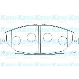 KAVO PARTS BP-9107 Brake Pad