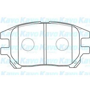 KAVO PARTS BP-9111 Brake Pad