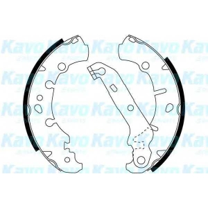 Комплект тормозных колодок bs5424 kavo - MAZDA 2 (DY) Наклонная задняя часть 1.4