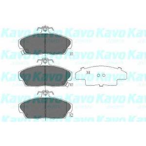 KAVO PARTS KBP-2006 Brake Pad