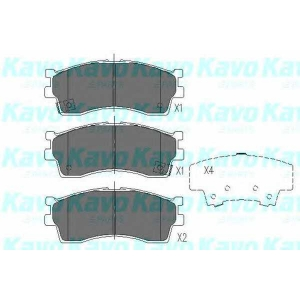 KAVO PARTS KBP-4002