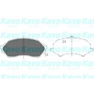 KAVO PARTS KBP-4505 Brake Pad