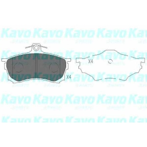 KAVO PARTS KBP-5506 Brake Pad