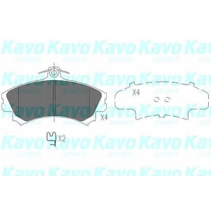 KAVO PARTS KBP-5507 Brake Pad