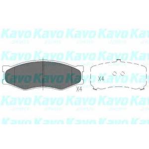 KAVO PARTS KBP-6523 Комплект тормозных колодок, дисковый тормоз Инфинити
