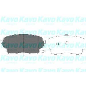 KAVO PARTS KBP-8511 Brake Pad