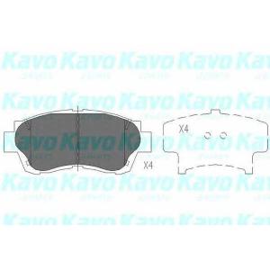 Комплект тормозных колодок, дисковый тормоз kbp9042 kavo - TOYOTA CAMRY (_CV1_, _XV1_, _V1_) седан 2.2 (SXV10)