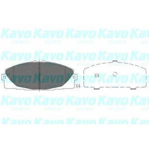 KAVO PARTS kbp-9089 Колодки