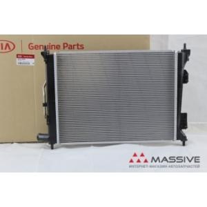 MOBIS 253101R050 Радиатор охлаждения двигателя (пр-во Mobis)