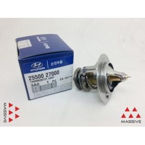 Термостат 1.5 CRDI D3EA Hyundai Accent 06-10,Getz  2550027000 hyundaikia -