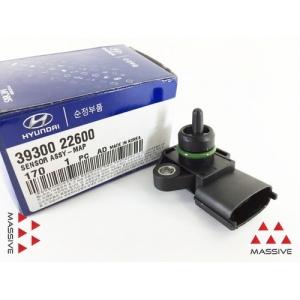 Датчик абсолютного тиску ACCENT/GETZ/CEED/MAGENTIS 3930022600 hyundaikia -