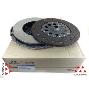 Сцепление комплект без выжимного 2.2 D4EB Hyundai  4120038250 hyundaikia -