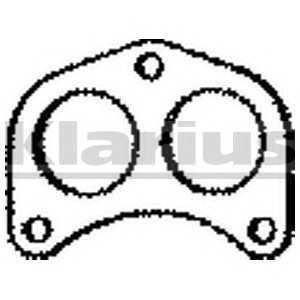 KLARIUS 410123 Прокладка, труба выхлопного газа