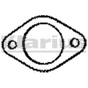 KLARIUS 410168 Прокладка глушителя