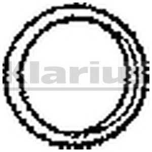 Прокладка EX 58 mm Bmw E34/E36 524td, 525td/tds 410199 klarius -