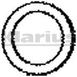 ��������� ���������� (GASKET. EXHAUST PIPE) 410211 klarius -