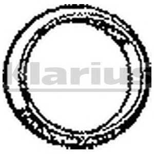 410307 klarius Прокладка, труба выхлопного газа