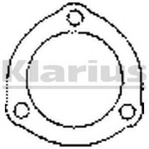 KLARIUS 410434 Прокладка штанов